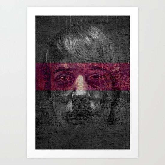Max - Urban ART Art Print