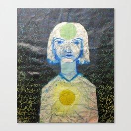 Shakras Canvas Print