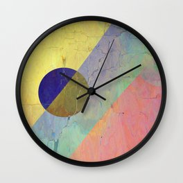 Hipster Solar Flare Wall Clock