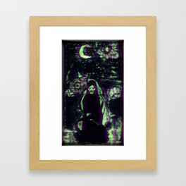 Witch haus Framed Art Print