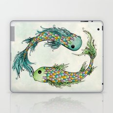 Chasing Tails Laptop & iPad Skin