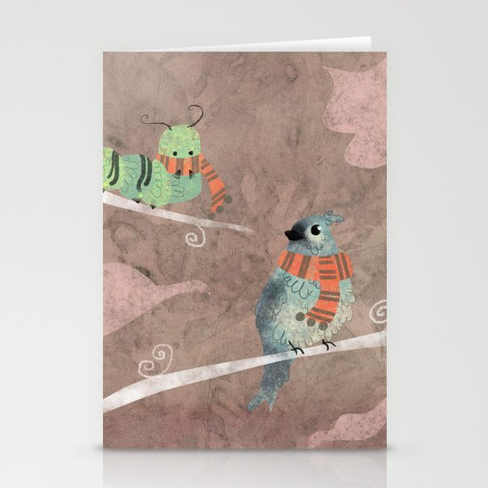 Wool Stationery Cards