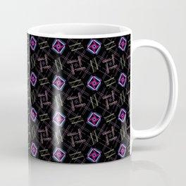 Cross Stitch Coffee Mug