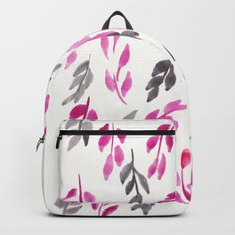 180726 Abstract Leaves Botanical 17 |Botanical Illustrations Backpack