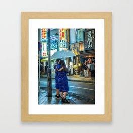 Partners in Crime Framed Art Print
