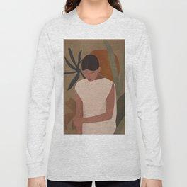 Tropical Girl 7 Long Sleeve T-shirt