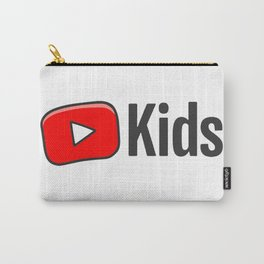 Youtube Kids Carry-All Pouch