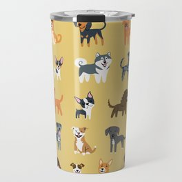 AMERICAN DOGS Travel Mug