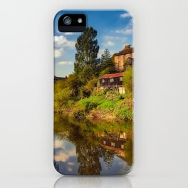 The Iron Bridge iPhone Case