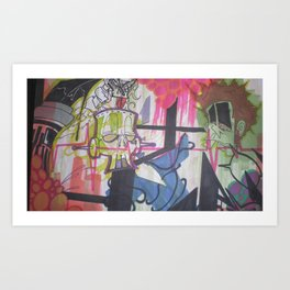 """""""Picture This"""" Art Print"""