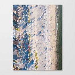 Alki Beach Canvas Print