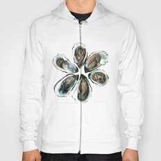 Oysters on the Half Shell Hoody