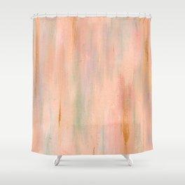 Desert Sunset in Acrylic v.3 Shower Curtain