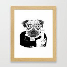 Le bobo Framed Art Print