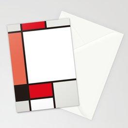 De Stijl Stationery Cards
