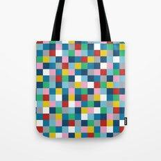 Colour Block #3 Tote Bag