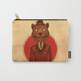 {Bosque Animal} Oso Carry-All Pouch