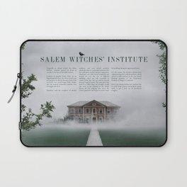 Wizarding Schools Around the World: Salem Laptop Sleeve