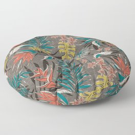 Bali Tropics - Cabana Floor Pillow