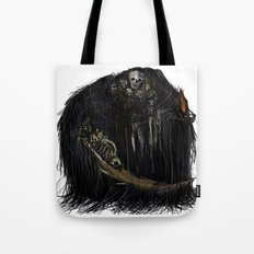 Gravelord Nito - Dark Souls Tote Bag
