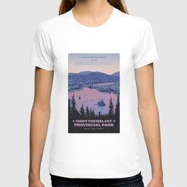 Mont-Tremblant Provincial Park T-shirt