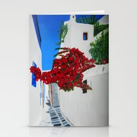 greece Stationery Cards featuring Greece by maggs326