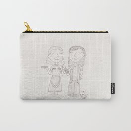 pie and vodka Carry-All Pouch