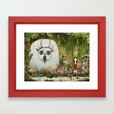 Silva Framed Art Print