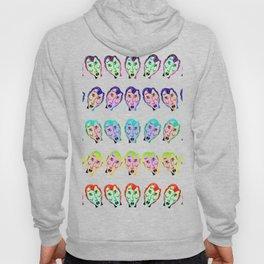 Many Faces (Rainbow) Hoody