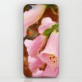 Great Heart re-Starter * Foxglove * Digitalis Purpurea iPhone Skin
