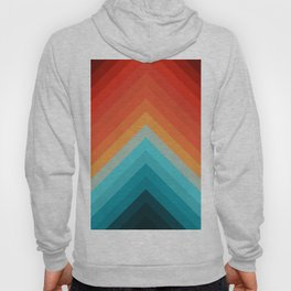 Geometric bands 09 Hoody