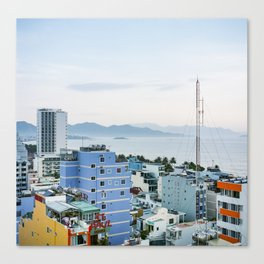 Primary Colors, Nha Trang Vietnam Canvas Print