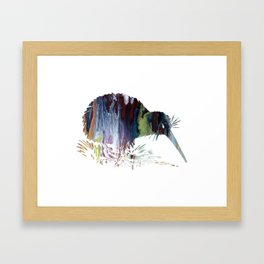 Kiwi Framed Art Print