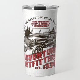 Adventue Outfitters Travel Mug