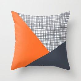 nordic custom 2 Throw Pillow