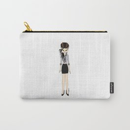 Amy Cat Carry-All Pouch