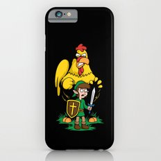 The Legend of Ernie (dark background) iPhone 6s Slim Case