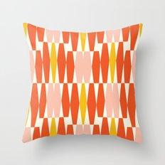 Abacus Throw Pillow