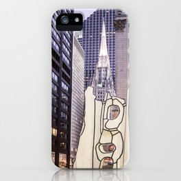 Church and Art iPhone Case