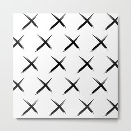 X Rated Metal Print