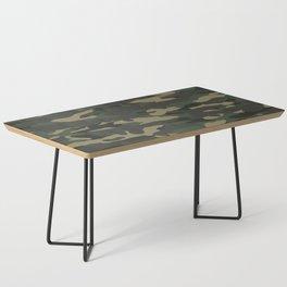 Camo Coffee Table