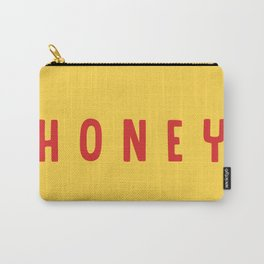 Honey Carry-All Pouch