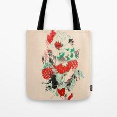 rebirther Tote Bag