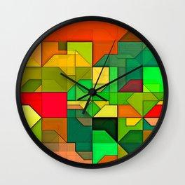 Dreams of Reason 2 Wall Clock
