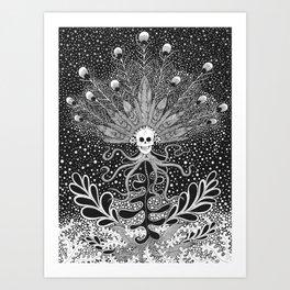 Thanks Sandy Art Print