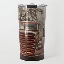 Abandoned Truck, Palomar Mountain Travel Mug