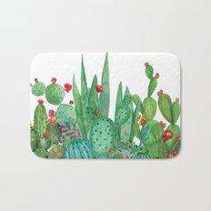 Cactus 12a Bath Mat