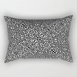 wall art K.Haring Rectangular Pillow
