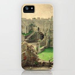 Carisbrooke Castle, Isle of Wight iPhone Case