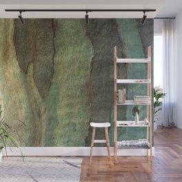 Eucalyptus Tree Bark 6 Wall Mural